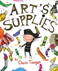 Art's supplies /  by Chris Tougas.