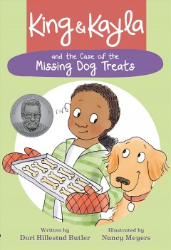 King and Kayla and the case of the missing dog treats /  written by Dori Hillestad Butler ; illustrated by Nancy Meyers.