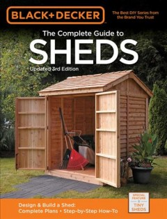 The complete guide to sheds.