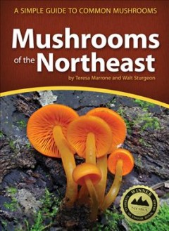 Mushrooms of the Northeast : a simple guide to common mushrooms / by Teresa Marrone and Walt Sturgeon.
