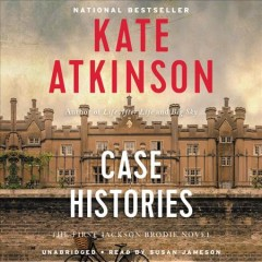 Case histories /  Kate Atkinson. - Kate Atkinson.