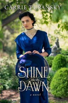 Shine like the dawn : a novel / by Carrie Turansky.