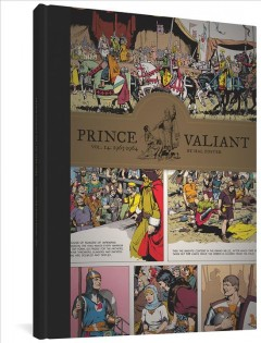 Prince Valiant Volume 14,  by Hal Foster.
