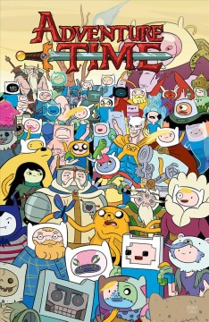 Adventure time Volume 11 /  created by Pendleton Ward ; written by Christopher Hastings ; illustrated by Ian McGinty ; colors by Maarta Laiho ; letters by Steve Wands.