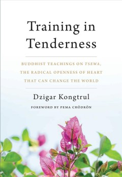 Training in tenderness : Buddhist teachings on Tsewa, the radical openness of heart that can change the world / Dzigar Kongtrul ; edited by Joseph Waxman ; foreword by Pema Chodron. - Dzigar Kongtrul ; edited by Joseph Waxman ; foreword by Pema Chodron.