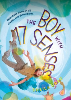 The boy with 17 senses /  by Sheila Grau.