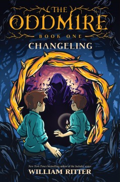 Changeling /  written and illustrated by William Ritter.