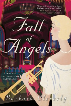 Fall of angels /  Barbara Cleverly.