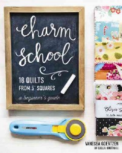 Charm school--18 quilts from 5