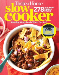 Taste of home slow cooker /  chief content officer Beth Tomkiw.