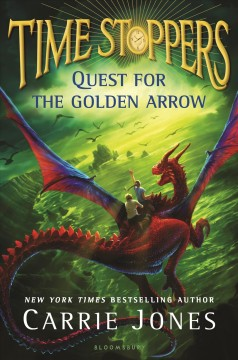 Quest for the golden arrow /  by Carrie Jones. - by Carrie Jones.