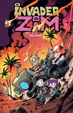 Invader Zim Volume 2 /  illustrator, KC Green, Dave Crosland ; letterer, Warren Wucinich.
