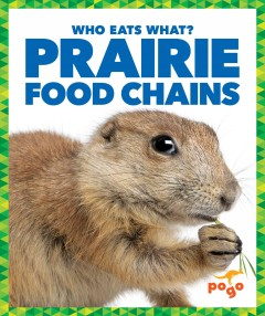 Prairie food chains /  by Rebecca Pettiford. - by Rebecca Pettiford.