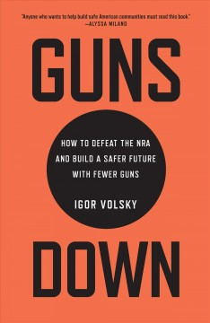 Guns down : how to defeat the NRA and build a safer future with fewer guns / Igor Volsky.