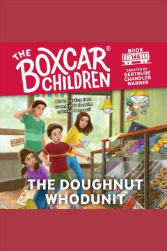 The Doughnut Whodunit /  Gertrude Chandler Warner.