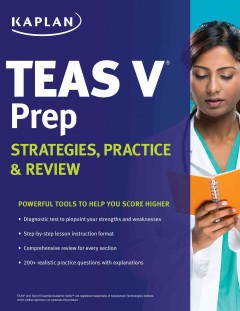 TEAS V prep : strategies, practice & review.