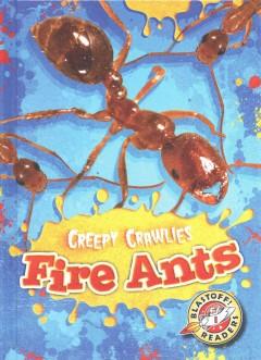 Fire ants /  by Kari Schuetz. - by Kari Schuetz.