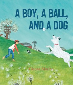 A boy, a ball, and a dog /  Gianna Marino. - Gianna Marino.