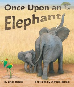 Once upon an elephant /  by Linda Stanek ; illustrated by Shennen Bersani.