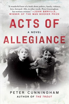 Acts of allegiance : a novel / Peter Cunningham.