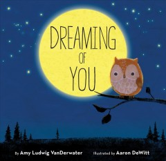 Dreaming of you /  by Amy Ludwig VanDerwater ; illustrated by Aaron DeWitt. - by Amy Ludwig VanDerwater ; illustrated by Aaron DeWitt.