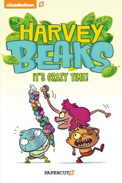 Harvey Beaks Volume 2, It's crazy time.