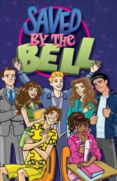 Saved by the bell Volume 1 /  Joelle Sellner, writer ; Chynna Clugston Flores, artist, ch. 1, 3, 5, 7, cover ; Tim Fish, artist, ch. 2, 4. 6, 8 ; Lisa Moore, colors ; Steve Wands, with Warren Montgomery, ch. 7, letters ; Adam Staffaroni, editor ; Andrew Arnold, book design ; Saved by the bell created by Peter Engel. - Joelle Sellner, writer ; Chynna Clugston Flores, artist, ch. 1, 3, 5, 7, cover ; Tim Fish, artist, ch. 2, 4. 6, 8 ; Lisa Moore, colors ; Steve Wands, with Warren Montgomery, ch. 7, letters ; Adam Staffaroni, editor ; Andrew Arnold, book design ; Saved by the bell created by Peter Engel.