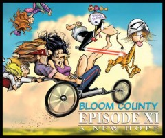 Bloom County.  Berkeley Breathed.