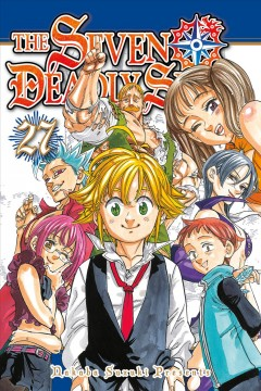 The seven deadly sins Volume 27, A stolen heart /  Nakaba Suzuki presents ; translator, Christine Dashiell ; letterer, James Dashiell ; editing, Lauren Scanlan. - Nakaba Suzuki presents ; translator, Christine Dashiell ; letterer, James Dashiell ; editing, Lauren Scanlan.