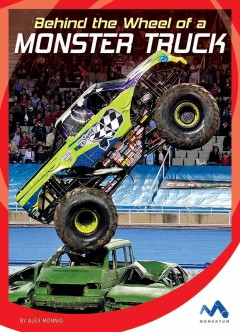 Behind the Wheel of a Monster Truck /  by Alex Monnig.