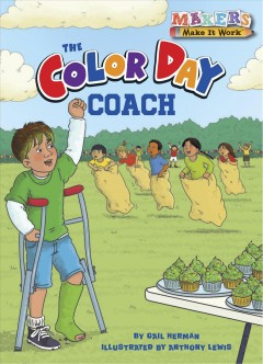 The Color Day coach /  by Gail Herman ; illustrated by Anthony Lewis.