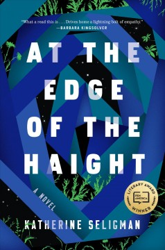 At the edge of the Haight /  by Katherine Seligman. - by Katherine Seligman.