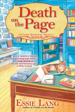 Death on the page /  Essie Lang.