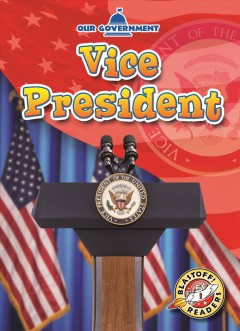 Vice president /  by Kirsten Chang. - by Kirsten Chang.