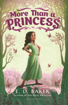 More than a princess /  by E.D. Baker. - by E.D. Baker.
