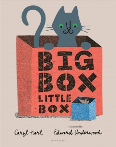 Big box little box /  by Caryl Hart ; illustrated by Edward Underwood. - by Caryl Hart ; illustrated by Edward Underwood.