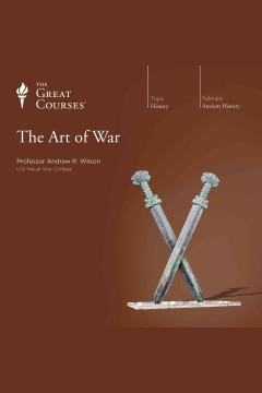 The art of war /  Andrew Wilson.