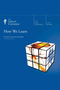 How we learn /  Monisha Pasupathi.