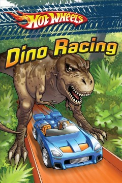 Dino racing /  by Ace Landers ; illustrated by Dave White. - by Ace Landers ; illustrated by Dave White.