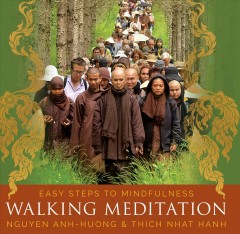 Walking meditation : easy steps to mindfulness / Nguyen Anh-Huong & Thich Nhat Hanh.