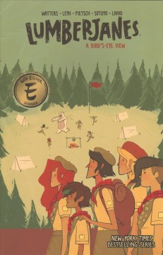 Lumberjanes.  written by Shannon Watters & Kat Leyh ; chapter 25 illustrated by Carey Pietsch ; chapters 26-27 illustrated by Ayme Sotuyo ; colors by Maarta Laiho ; letters by Aubrey Aiese. - written by Shannon Watters & Kat Leyh ; chapter 25 illustrated by Carey Pietsch ; chapters 26-27 illustrated by Ayme Sotuyo ; colors by Maarta Laiho ; letters by Aubrey Aiese.