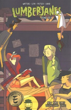 Lumberjanes 8 : stone cold / written by Shannon Watters & Kat Leyh ; illustrated by Carey Pietsch ; colors by Maarta Laiho ; letters by Aubrey Aiese. - written by Shannon Watters & Kat Leyh ; illustrated by Carey Pietsch ; colors by Maarta Laiho ; letters by Aubrey Aiese.
