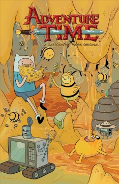 Adventure time Volume 14 /  created by Pendleton Ward ; written by Mariko Tamaki ; illustrated by Ian McGinty ; colors by Maarta Laiho ; letters by Mike Fiorentino. - created by Pendleton Ward ; written by Mariko Tamaki ; illustrated by Ian McGinty ; colors by Maarta Laiho ; letters by Mike Fiorentino.