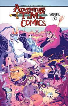 Adventure Time Volume 5.