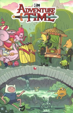 Adventure time Volume 15 /  created by Pendleton Ward ; written by Delilah S. Dawson ; illustrated by Ian McGinty ; colors by Maarta Laiho ; letters by Mike Fiorentino. - created by Pendleton Ward ; written by Delilah S. Dawson ; illustrated by Ian McGinty ; colors by Maarta Laiho ; letters by Mike Fiorentino.