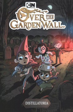 Over the garden wall.  created by Pat McHale ; written by Jonathan Case ; illustrated by Jim Campbell ; colors by SJ Miller ; letters by Mike Fiorentino. - created by Pat McHale ; written by Jonathan Case ; illustrated by Jim Campbell ; colors by SJ Miller ; letters by Mike Fiorentino.