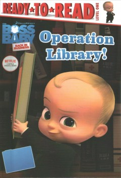Operation library! /  adapted by Tina Gallo. - adapted by Tina Gallo.