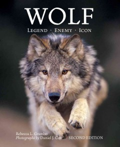 Wolf : legend, enemy, icon / Rebecca L. Grambo ; photographs by Daniel J. Cox.