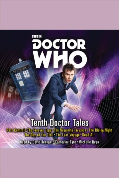 Doctor Who : the tenth Doctor adventures.