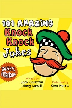 101 amazing knock knock jokes /  Jack Goldstein. - Jack Goldstein.